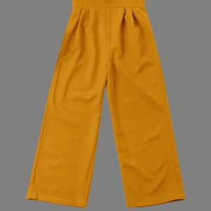 Zaful Other - Mustand Jumpsuit